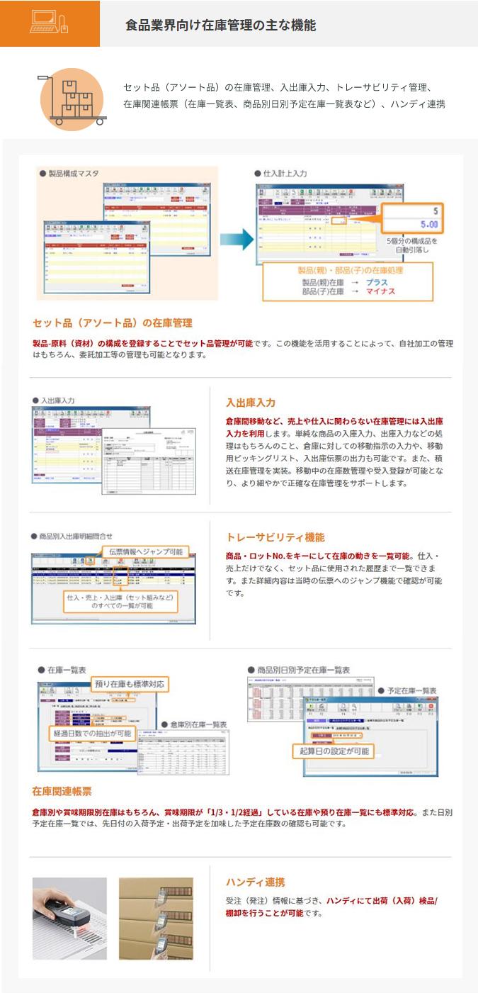 アラジンオフィス for foods製品詳細2