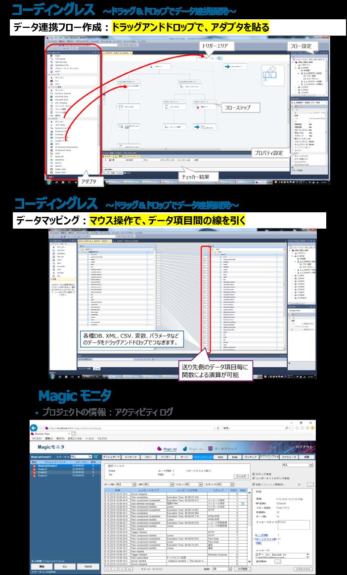 Magic xpi Integration Platform製品詳細2