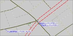 電子地図データベース製品詳細2