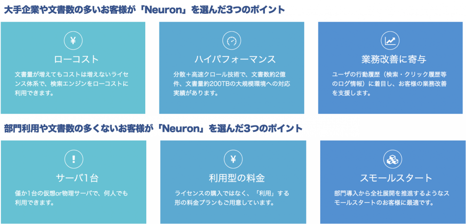Neuron ES製品詳細2