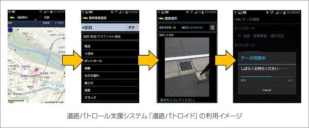 MapFan SDK for Windows導入効果2