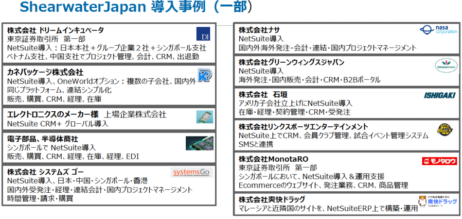 NetSuite導入効果2