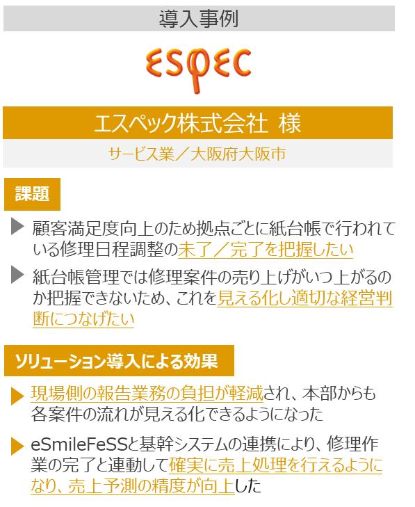 インバウンド特化型コールセンターシステム eSmileCall導入効果1