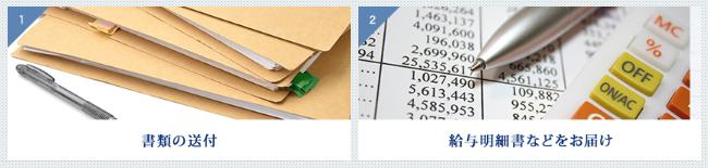 安心の価格体系で給与計算業務をアウトソーシング可能です!導入効果1