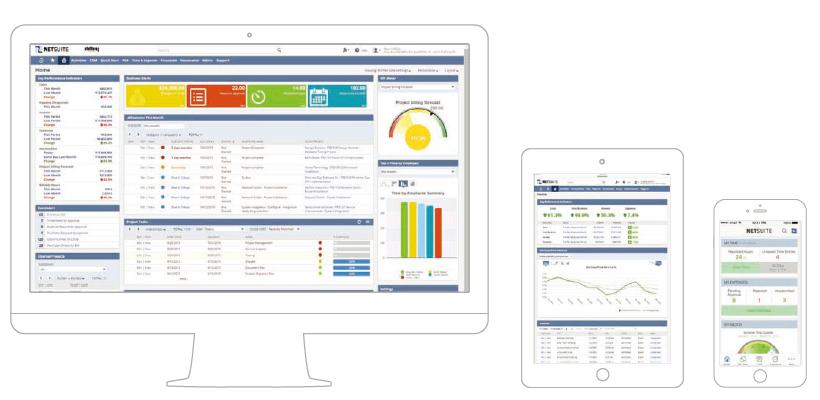 Oracle NetSuite導入効果1