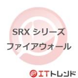 SRX シリーズ サービス ゲートウェイのロゴ画像