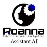 シナリオレス型AIチャットボット「Roanna」