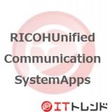 RICOHUnifiedCommunicationSystemApps