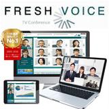 Fresh Voiceのロゴ画像