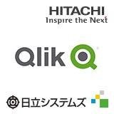 インメモリ型BIツール「QlikView」のロゴ画像
