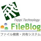 FileBlog(ファイルブログ)のロゴ画像