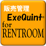 「ExeQuint(エグゼクイント)」for RENT ROOMのロゴ画像