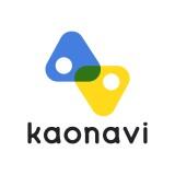 「カオナビ」ロゴ