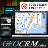 GEOCRM.comのロゴ画像