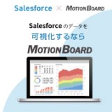 MotionBoard Cloud for Salesforceのロゴ画像