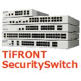 TiFRONTセキュリティスイッチのロゴ画像