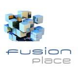 情報系基幹システム fusion_placeのロゴ画像