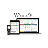 W3SIRIUSのロゴ画像