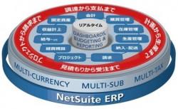 【NetSuiteソリューション】リアルタイム経営管理基盤