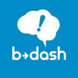 b→dashのロゴ画像