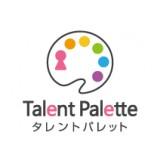 タレントパレットのロゴ画像