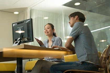 手軽に始められる簡単テレビ会議システム