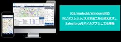 CRM連携型マルチデバイス・ブラウザクラウドサービス