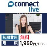 コネクト・ライブ (Connect live)のロゴ画像