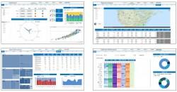 ビジネスインテリジェンス 豊富なBI機能で情報を可視化・分析