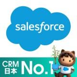 クラウド型顧客管理(CRM)/営業支援システム(SFA) 「Sales Cloud」のロゴ画像