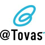 @Tovasのロゴ画像
