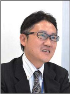 情報システム部<br /> 福山昭彦 様