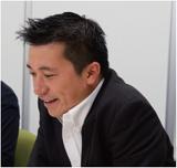 第一営業部 企画管理室<br /> 尾崎 謙治氏