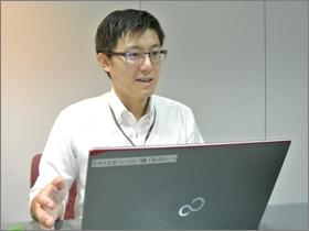 日清食品ホールディングス株式会社<br /> 人事部 人材開発室 主任 大西 剣之介氏
