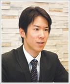 営業科学研究セクション<br /> セクションリーダー<br /> 宇田川 貴功 氏